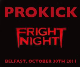 Kickboxing returns to Belfast with a difference this October 30th.
